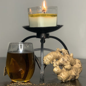 White Tea and Ginger Soy Candle