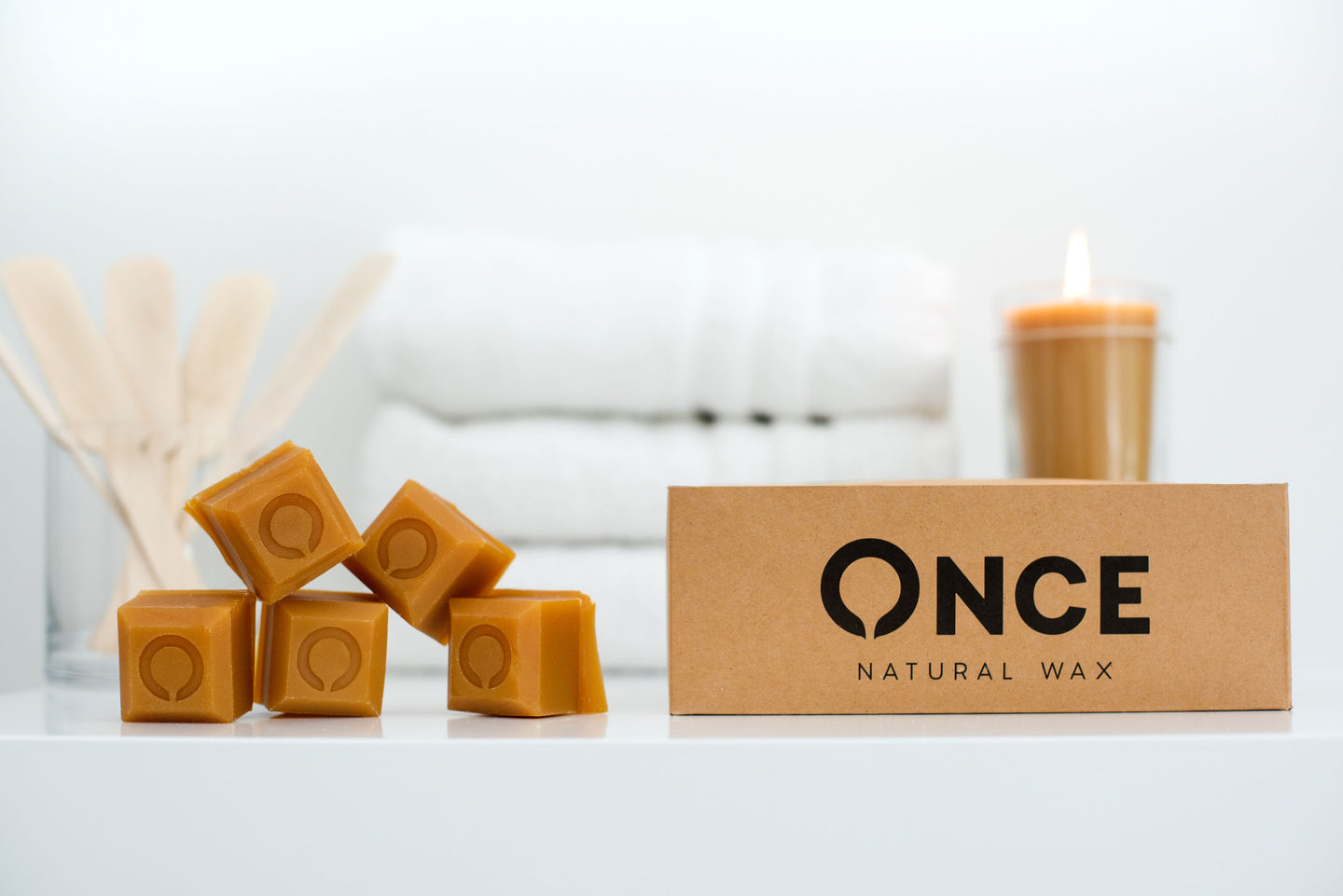 Once Natural Wax