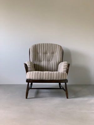 アーコール /  ウィンザー ジュビリーソファ 1p ercol / windsor jubilee theme easy chair sofa 1p '766' #0134