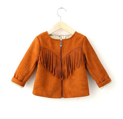 Dakota Fringe Jacket (More Colors)