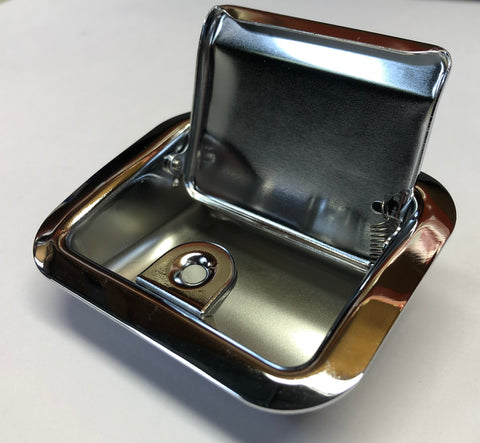 AA59-B | 1962-64 Impala Rear Quarter Ash Tray Assembly (See Description for Other Fits)
