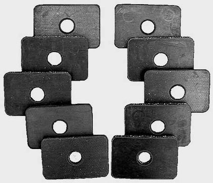 BP00 | 1929-35 Body Mounting Pads