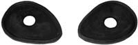 CL06 | 1931-34 Cowl Light Base Rubber Pads