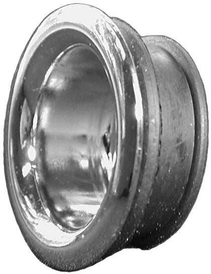DF02 | 1937-48 Door/Trunk Ferrule w/Rubber Grommet