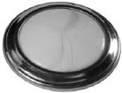 DL11 | 1934-39 Dome Light Lens w/Rim