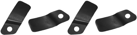 DW06-E | 1937-39 END CLIPS for Lower Door Weatherstrip