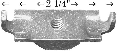 FN01 | 1925-35 Fender Anchor Nut