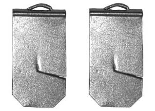 GS13-C | 1939 CLIPS for Grill Center Strip