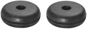 HB23 | 1937-38 Headlight Bucket Grommets