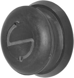 HB36-R | 1929-37 Horn Rubber Button (1931-37 Truck)