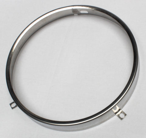 HB58-R | 1958-64 Chevrolet Headlight Bulb Retaining Ring (See Description for Other Fits)
