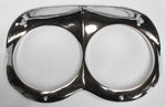 HB58 | 1958 Chevrolet Headlight Bezels