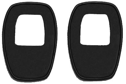 HP01 | 1947-48 Door Handle Pads