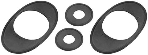 HP15 | 1933 Headlight Rubber Pads - Set of 4 (1934-36 Truck)