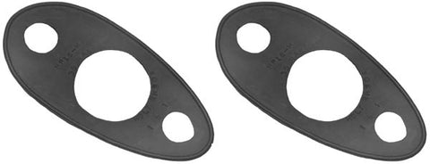 HP16-M | 1935 Master Headlight Rubber Pads