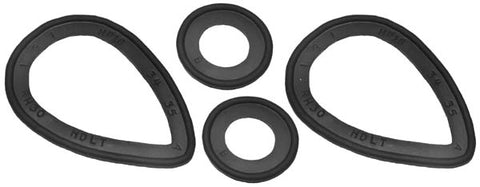 HP16 | 1934-35 Headlight Rubber Pads - Set of 4 (1934-36 Truck)
