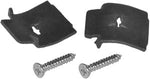 LL03-C | 1937-39 License Lens Clips & Screws