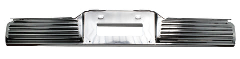 LP63-R | 1963 Chevrolet Rear License Plate Panel