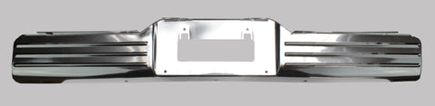 LP64-R | 1964 Chevrolet Rear License Plate Panel