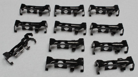 MC59-RF | 1959 Chevrolet Rear Fin Molding Clip Set