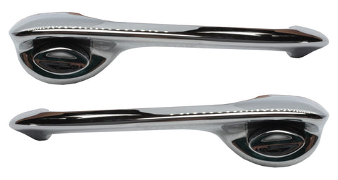 OH63-F | 1963-64 Chevrolet Exterior Door Handles - Front, 2 or 4-Door