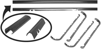 RB00-T | 1931-32 Running Board Trim Kit