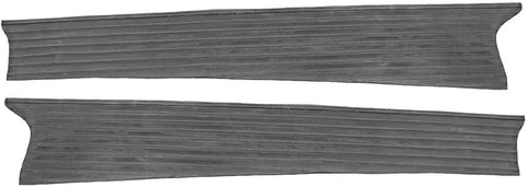 RB01 | 1937-38 Running Board Mats (Glue-On Style)