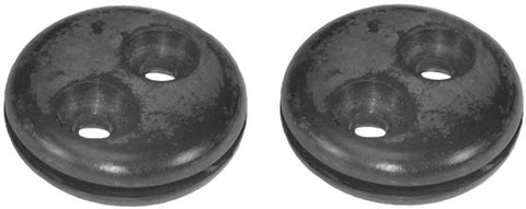 RS19 | 1933-35 Radiator Shell Grommets (2-Hole)