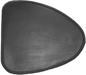 RS24 | 1936 Rumble Seat Plate Rubber Pad