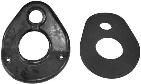 SF09-TK | 1947-55 Truck Steering Floor Seal w/Sponge - 3 Speed (1955 - 1st Series Only)