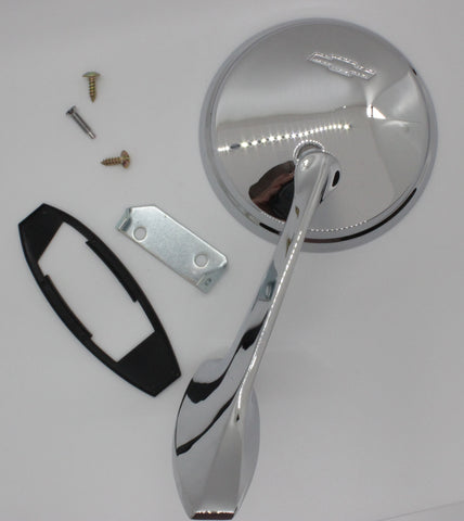 SM65-R | 1965-66 Chevrolet Exterior Mirror Assembly - Passenger