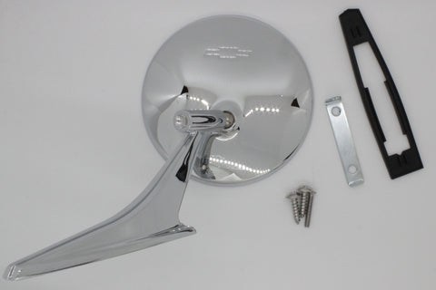 SM68 | 1968 Chevrolet Exterior Mirror Assembly (See Description for Other Fits)