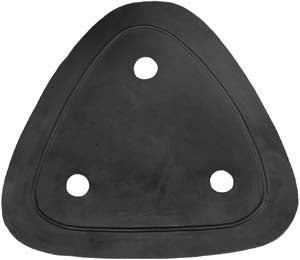 ST06-S | 1933-36 Spare Tire Pad (Triangular Shaped)