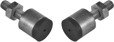 TB06-T | 1929-36 Trunk Lid Upper Bumper Cushion Stops