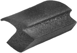 TG02 | 1940-47 Trunk Gutter Rubber