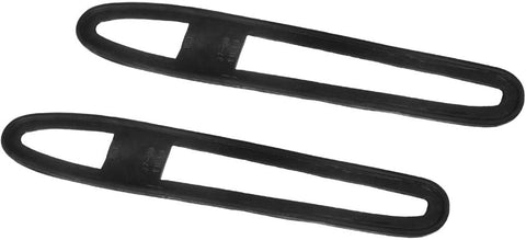 TH13-R | 1937-39 Sedan Trunk Hinge Rubber Pads