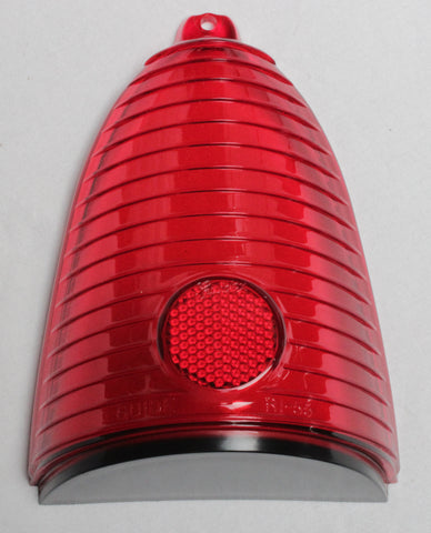 TL55-O | 1955 Chevrolet Tail Light Lens - Outer