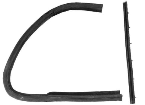 VW03 | 1937-39 Weatherstrip for Front Ventilator (includes Vertical Seals)