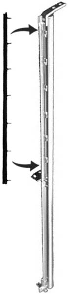 VS01 | 1933 Vertical Seals for Front Ventilator