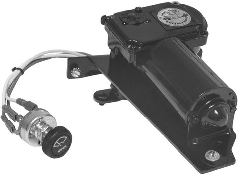 WM07 | 1937-38 Windshield Wiper Motor - 2 Speed (12 Volt)