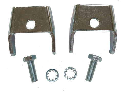 WT04-B | 1938-39 Wiper Transmission Mounting Brackets