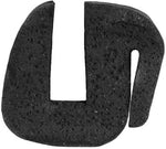 "BG07-L | 1933-36 Back Glass Rubber Channel - 71-1/2"" (With Lip Style)"