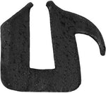 QW07 | 1941-48 Coupe Rear Quarter Window Rubber