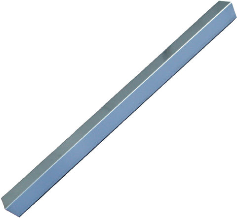 CD02-O | 1937-38 Outer Stainless for Windshield Center Divider