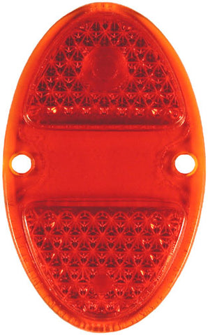 TL07 | 1931-32 Taillight Lens Glass - Plain (1931-39  Truck)