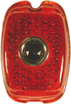 TL09-B | 1937-38 Taillight Lens Glass (w/Blue Dot)