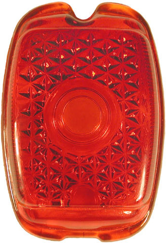 TL09 | 1937-38  Taillight Lens Glass (Plain)