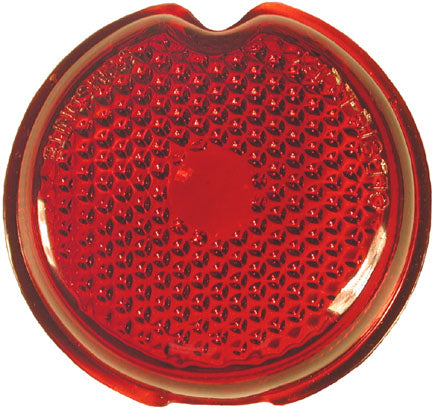 TL10 | 1939 Taillight Lens Glass (Plain)