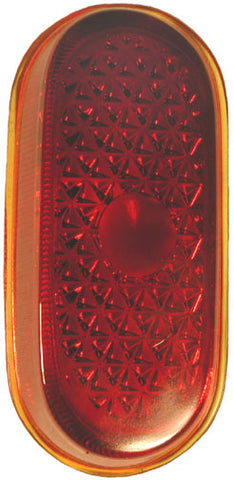 TL11 | 1940  Taillight Lens Glass (Plain)