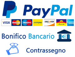 Payments accepted by Salumeria Toscana